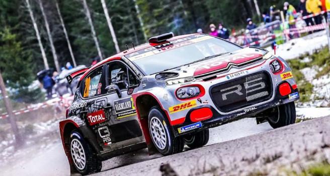 Un 'Pata Negra' para Luis Monzón de Citroën Racing