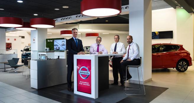Nissan Canarias ofrece acceso ON LINE. Juke, Qashqai y X-Trail, a un clic