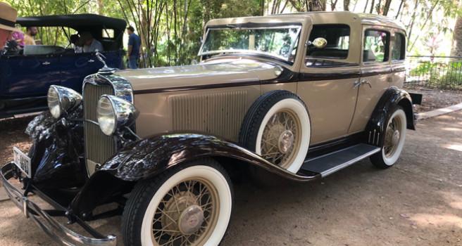 Club Automóviles Antiguos de Santa Cruz de Tenerife. Galería imágenes