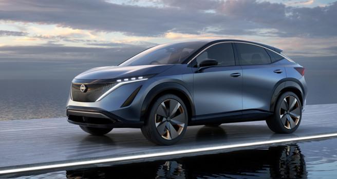 Nissan Ariya Concept Car, llega la nueva era del vehículo eléctrico