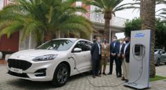 Archiauto presenta el nuevo Ford Kuga. Sofisticado y electrificado